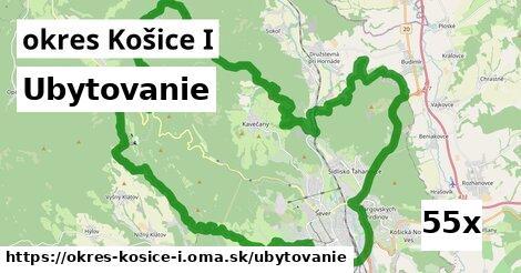 ubytovanie v okres Košice I