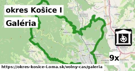galéria v okres Košice I