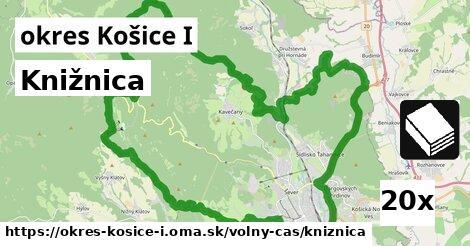 knižnica v okres Košice I