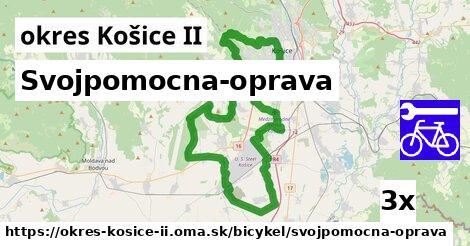 ilustračný obrázok k Svojpomocna-oprava, okres Košice II