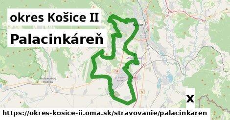 palacinkáreň v okres Košice II
