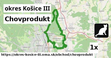 ilustračný obrázok k Chovprodukt, okres Košice III