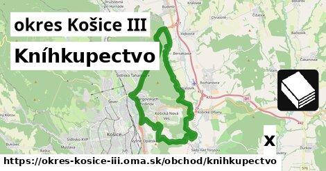 ilustračný obrázok k Kníhkupectvo, okres Košice III