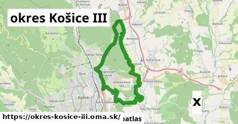 ilustračný obrázok k Strom, okres Košice III