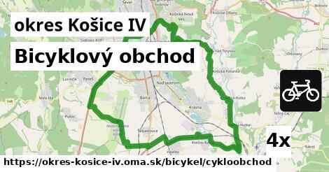 bicyklový obchod v okres Košice IV