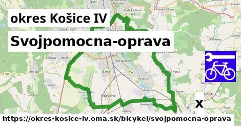 ilustračný obrázok k Svojpomocna-oprava, okres Košice IV