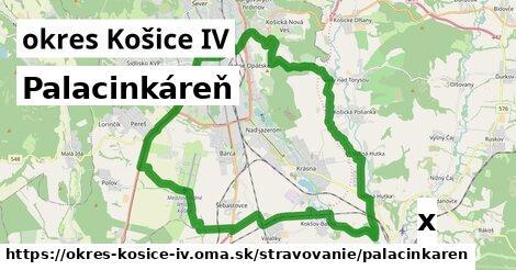 ilustračný obrázok k Palacinkáreň, okres Košice IV