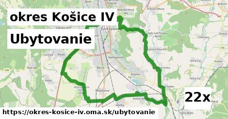 ubytovanie v okres Košice IV
