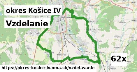 vzdelanie v okres Košice IV