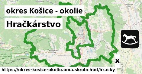 ilustračný obrázok k Hračkárstvo, okres Košice - okolie