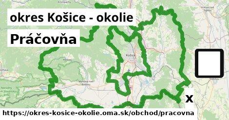 ilustračný obrázok k Práčovňa, okres Košice - okolie