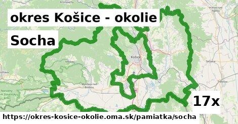 Socha, okres Košice - okolie