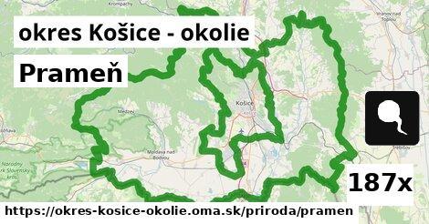ilustračný obrázok k Prameň, okres Košice - okolie