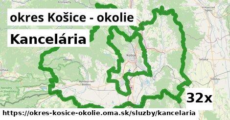ilustračný obrázok k Kancelária, okres Košice - okolie