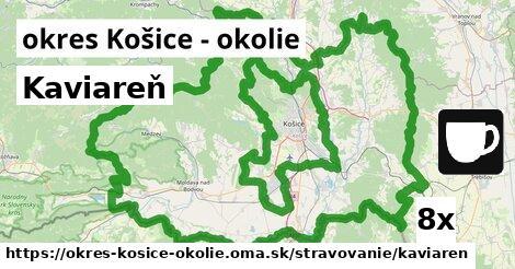 ilustračný obrázok k Kaviareň, okres Košice - okolie