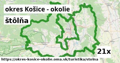 ilustračný obrázok k štôlňa, okres Košice - okolie