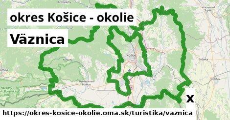 väznica v okres Košice - okolie