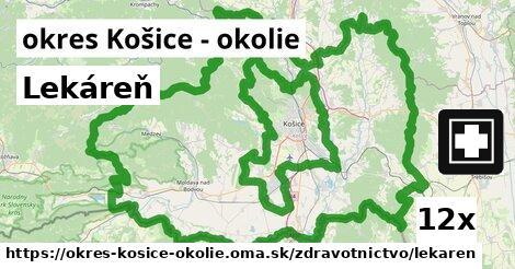 ilustračný obrázok k Lekáreň, okres Košice - okolie