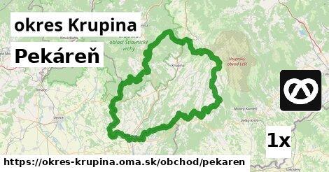 ilustračný obrázok k Pekáreň, okres Krupina