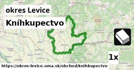 Kníhkupectvo, okres Levice