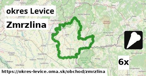 ilustračný obrázok k Zmrzlina, okres Levice