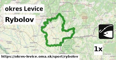 Rybolov, okres Levice