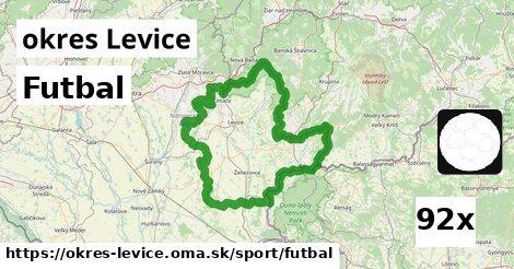 futbal v okres Levice
