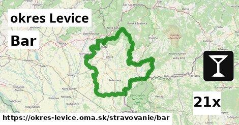 Bar, okres Levice