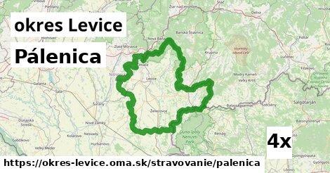 Pálenica, okres Levice