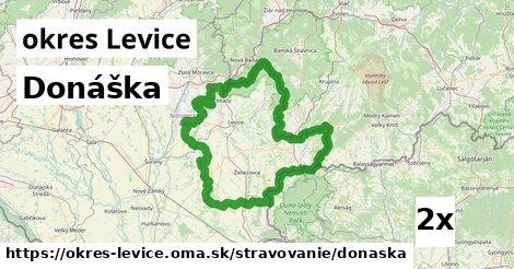ilustračný obrázok k Donáška, okres Levice