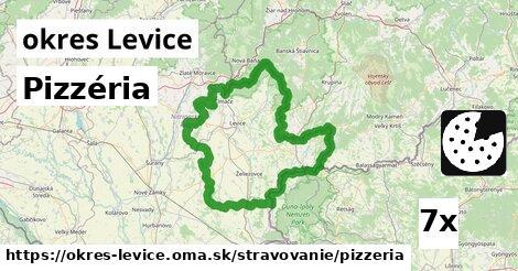ilustračný obrázok k Pizzéria, okres Levice