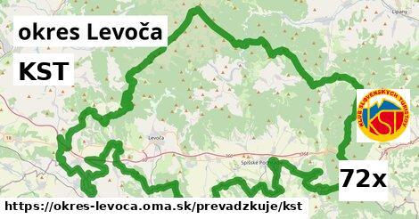 KST v okres Levoča