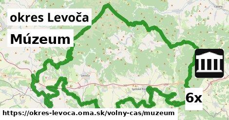 múzeum v okres Levoča
