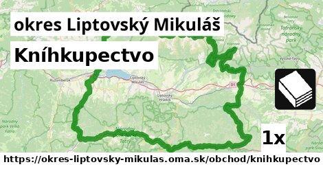 ilustračný obrázok k Kníhkupectvo, okres Liptovský Mikuláš