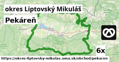 ilustračný obrázok k Pekáreň, okres Liptovský Mikuláš