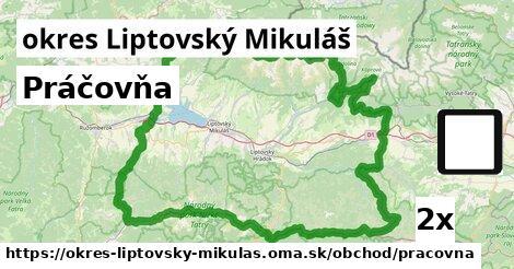 ilustračný obrázok k Práčovňa, okres Liptovský Mikuláš
