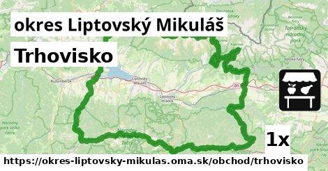 ilustračný obrázok k Trhovisko, okres Liptovský Mikuláš
