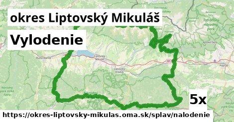 ilustračný obrázok k Vylodenie, okres Liptovský Mikuláš