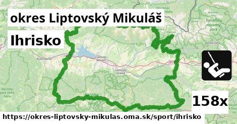 ilustračný obrázok k Ihrisko, okres Liptovský Mikuláš