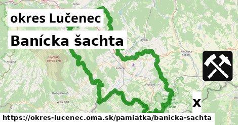 ilustračný obrázok k Banícka šachta, okres Lučenec
