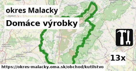 ilustračný obrázok k Domáce výrobky, okres Malacky