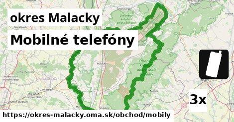 ilustračný obrázok k Mobilné telefóny, okres Malacky