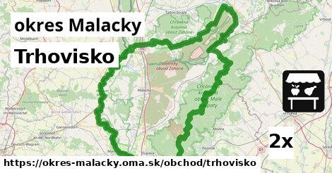 ilustračný obrázok k Trhovisko, okres Malacky