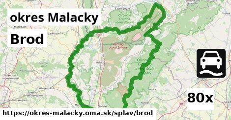 ilustračný obrázok k Brod, okres Malacky