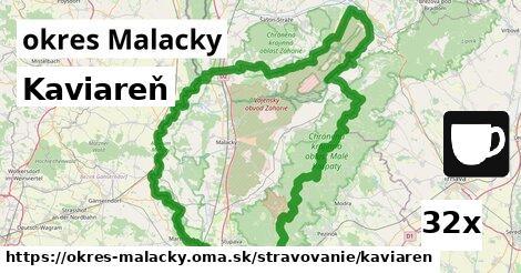 ilustračný obrázok k Kaviareň, okres Malacky