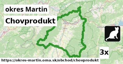 ilustračný obrázok k Chovprodukt, okres Martin