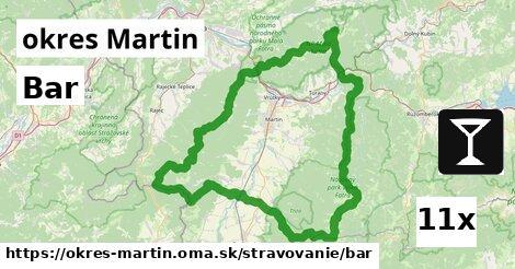 ilustračný obrázok k Bar, okres Martin