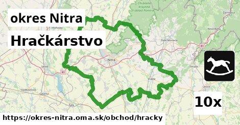 ilustračný obrázok k Hračkárstvo, okres Nitra