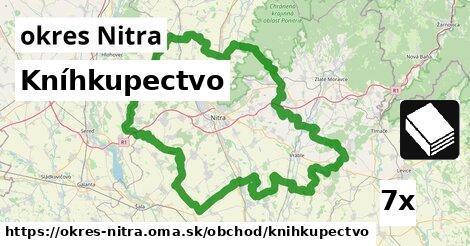 ilustračný obrázok k Kníhkupectvo, okres Nitra