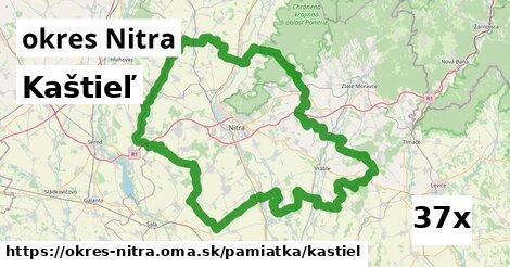 ilustračný obrázok k Kaštieľ, okres Nitra